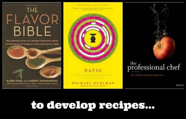 Books to Help You Develop Recipes - Find out more on RachelCooks.com