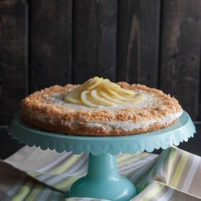 Vegan Coconut Lemon Cake - Get the Recipe on RachelCooks.com