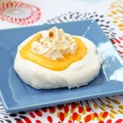 Lemon Meringue Pie Cookies for TWO on RachelCooks.com