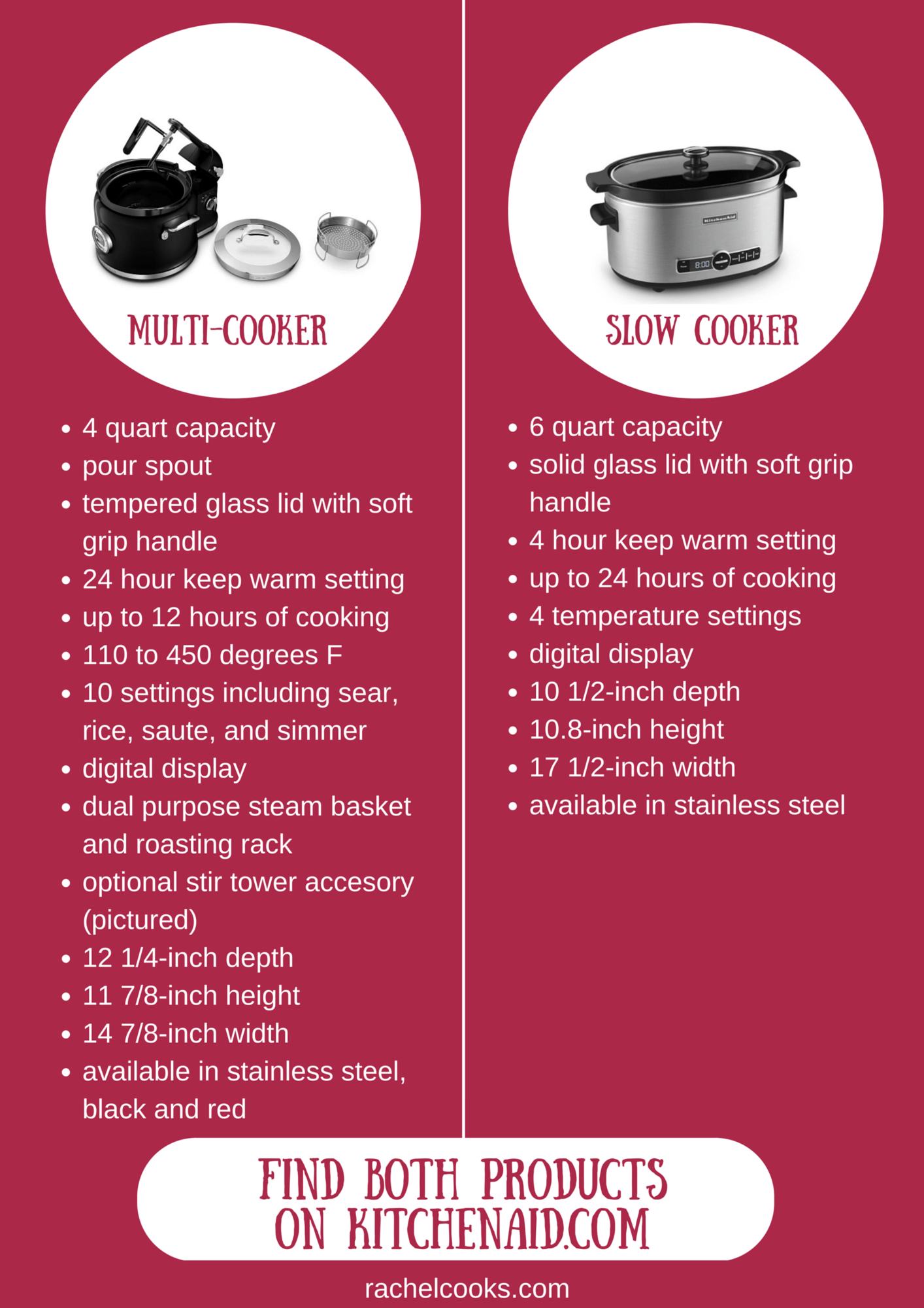 Slow Cooker Vs Multi Cooker What S Right For You