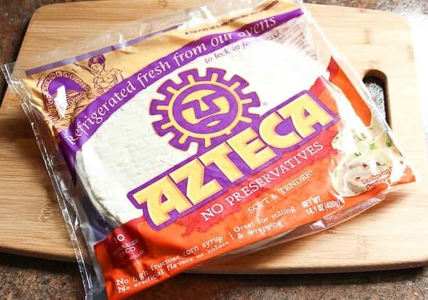 Azteca Preservative-Free Tortillas
