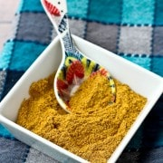 This homemade mild curry powder will transform any dish - the mixture of coriander, cumin, cloves and more is irresistible. Get the easy recipe on RachelCooks.com!