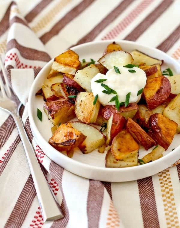 How to Make Crispy Roasted Potatoes - with video - Rachel Cooks®