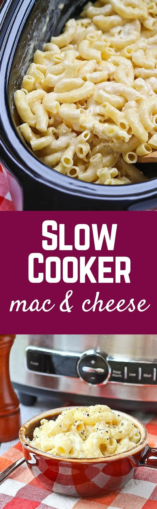 Slow Cooker Macaroni and Cheese Recipe - Rachel Cooks®