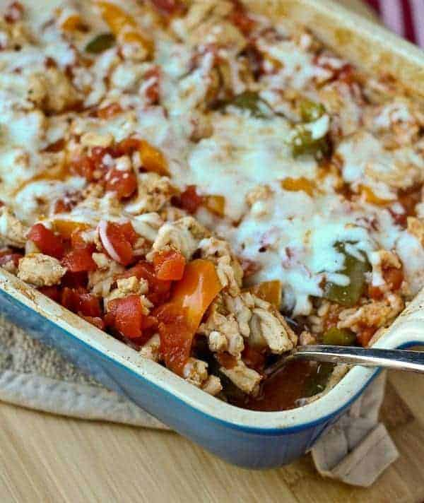 Stuff To Make With Ground Beef: Stuffed Pepper Casserole