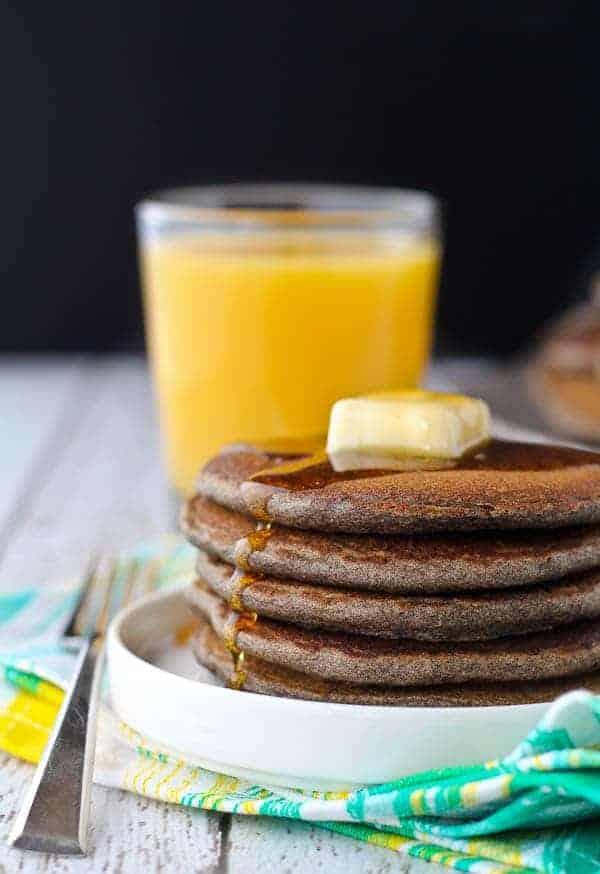 Buckwheat Pancakes Rachel Cooks