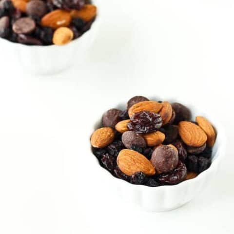 Superfood Healthy Trail Mix Recipe