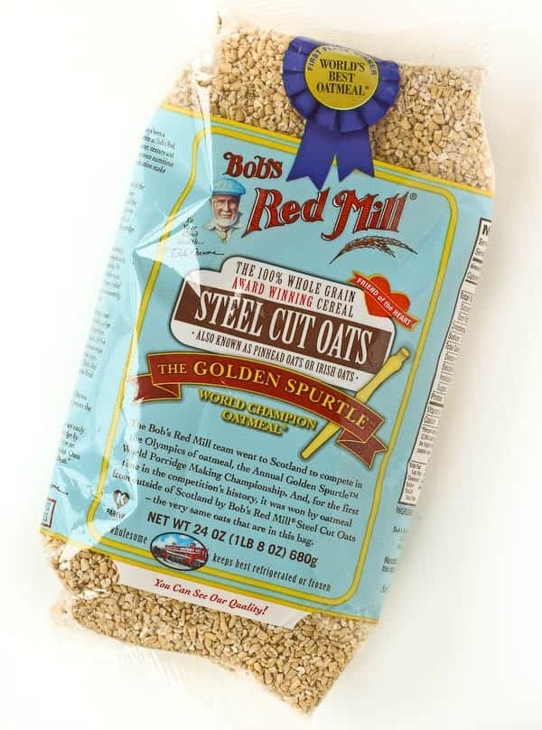 Bob's Red Mill Steel Cut Oats Photo