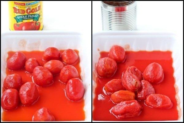 Red Gold Tomato Comparison