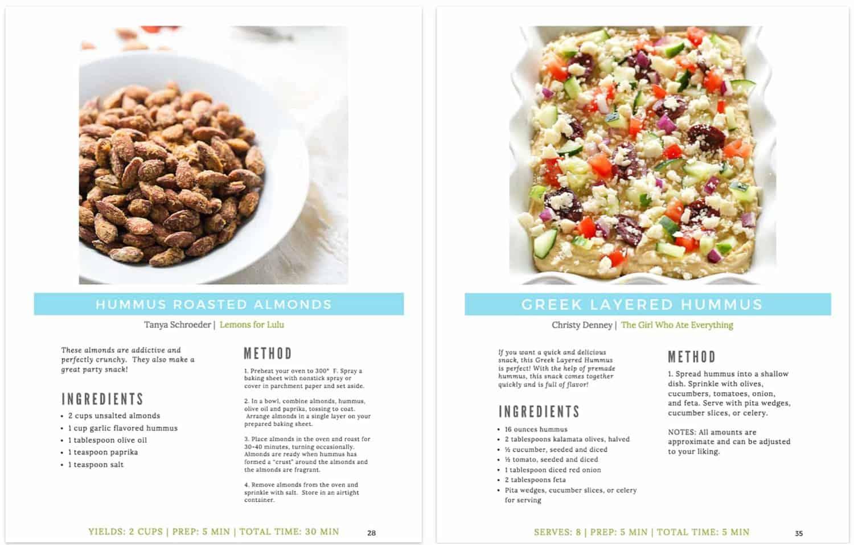 recipe snack healthy inside mix trail cookbook recipes superfood ecookbook includes rachel cooks