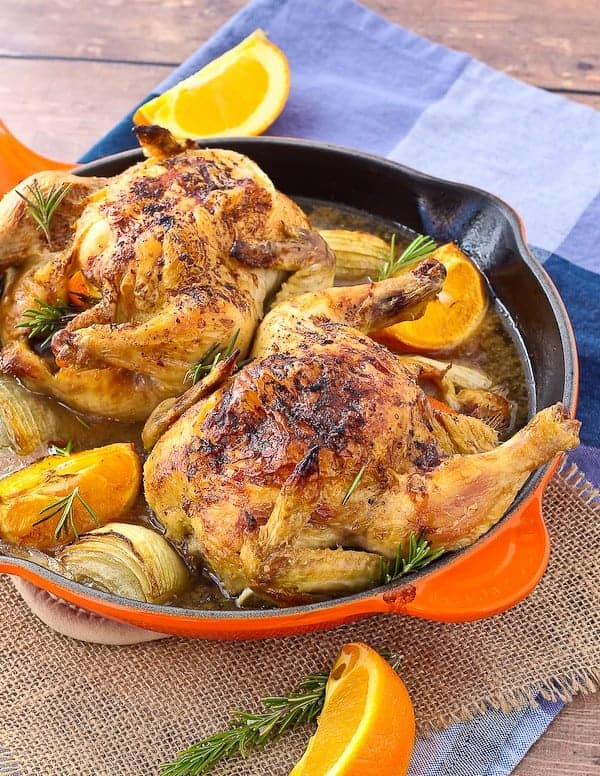 how to cook rock cornish hens