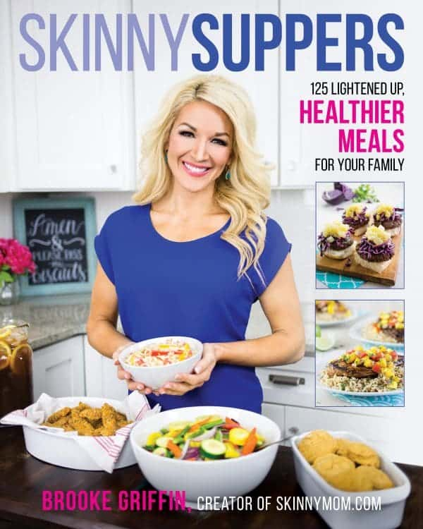 Skinny Suppers Cover Image