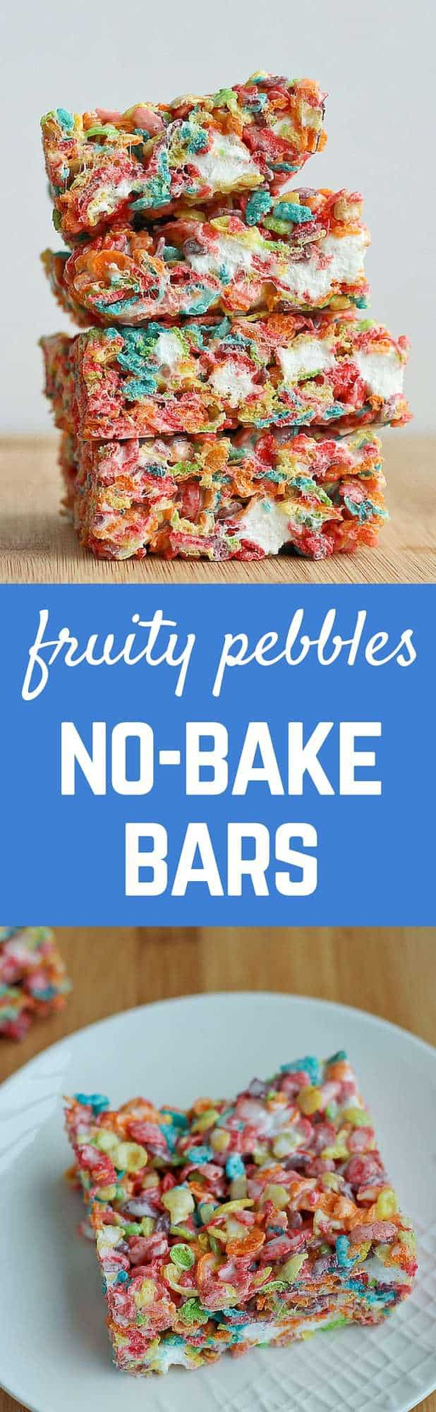 These fun treats are an easy twist on the classic rice crispy treats -- your