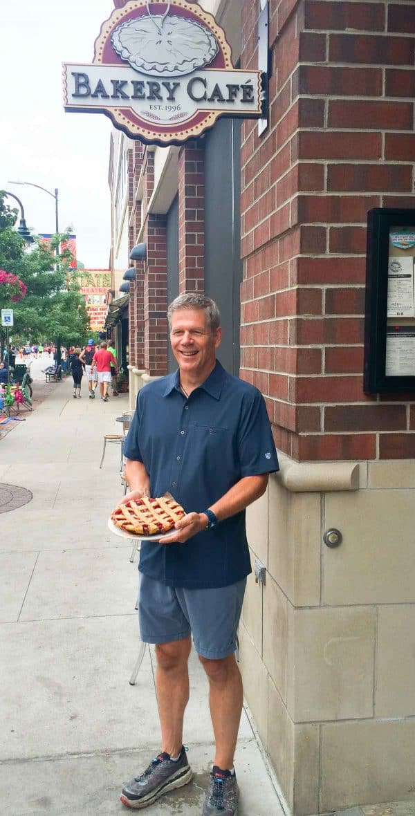 grand traverse pie company owner