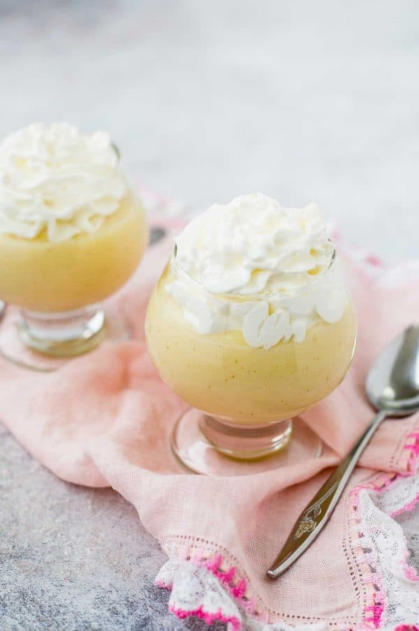 Homemade Vanilla Pudding with Brown Butter - Rachel Cooks®