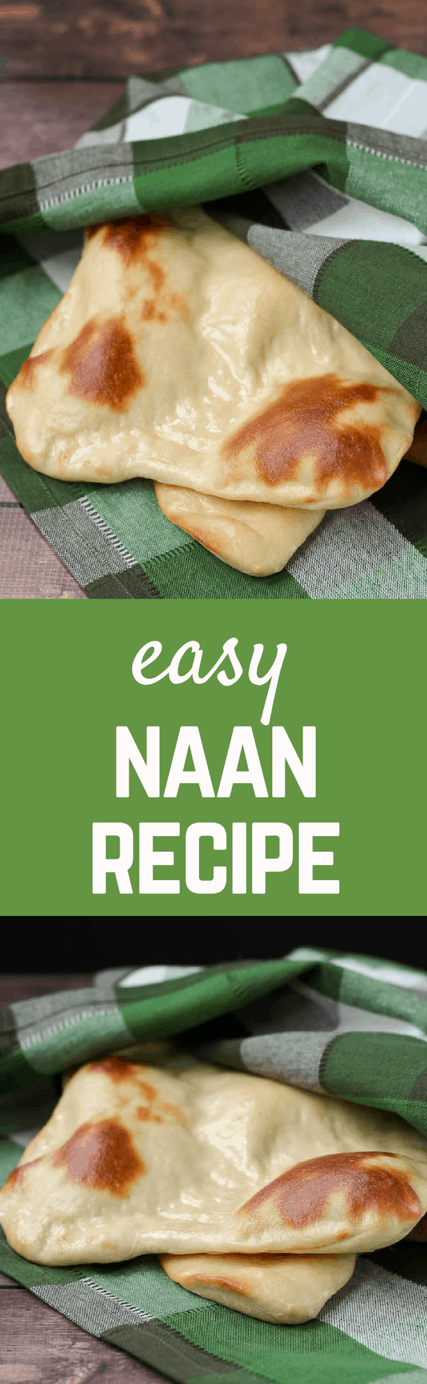 Naan recipe easy make ahead dough rachel cooks naan is very easy to make this naan recipe is made even easier by forumfinder