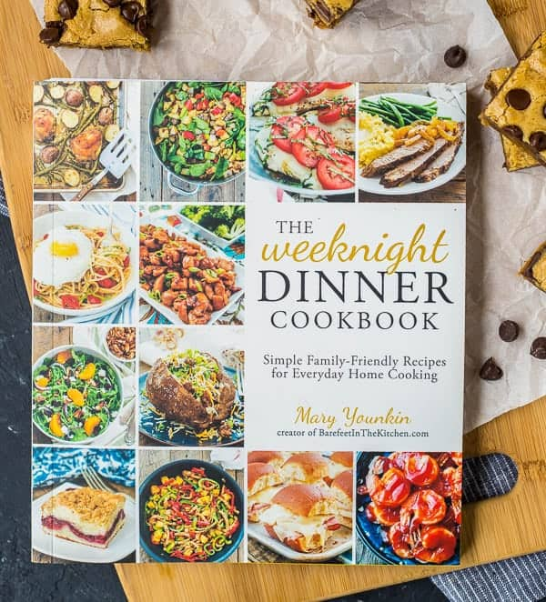 The Weeknight Dinner Cover Image