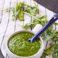 Arugula Pesto Recipe