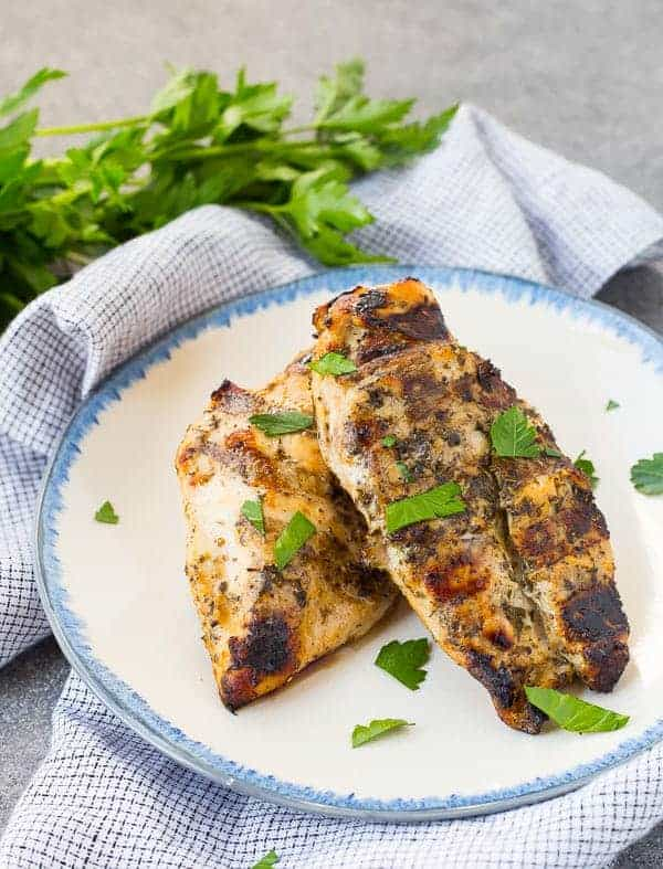 Balsamic Chicken Marinade Recipe