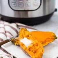 Instant Pot Sweet Potatoes - Perfect Every Time!