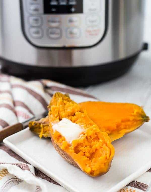 Instant Pot Sweet Potatoes Perfect Every Time Rachel Cooks