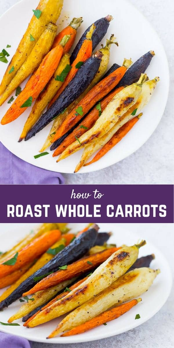 Carrot Cake With Roasted Carrots
