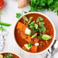 Instant Pot Chili - Paleo and Whole30 Compliant