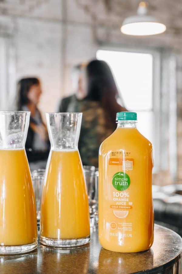 Simple Truth Orange Juice
