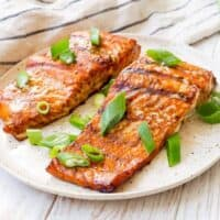 Best Grilled Salmon Recipe and Marinade