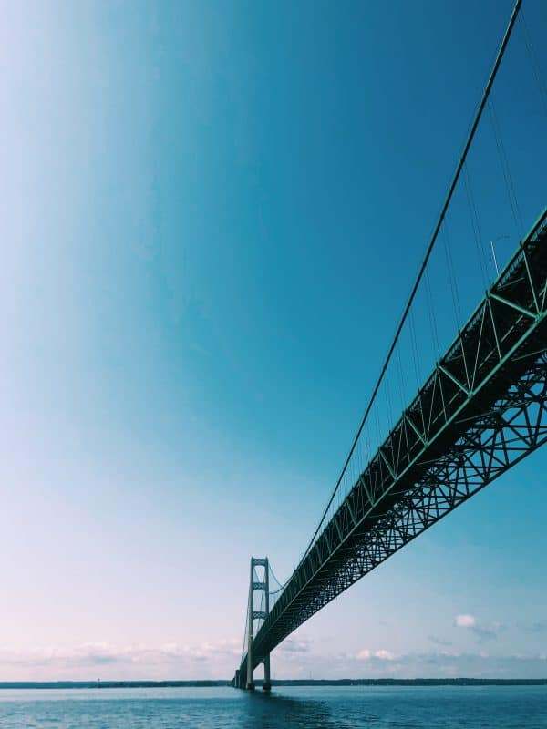 Mackinac Bridge Image