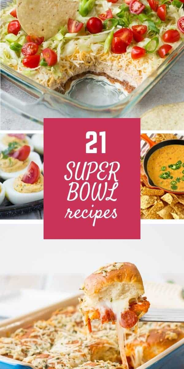 Super Bowl Recipes 21 Of The Best Ideas For Game Day Rachel Cooks