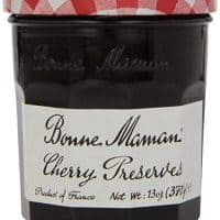 Bonne Maman Cherry Preserves, 13 oz